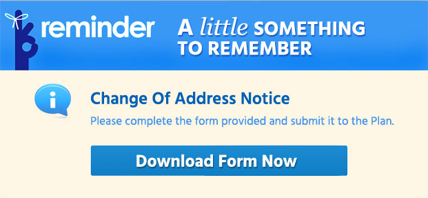 download a change of address form
