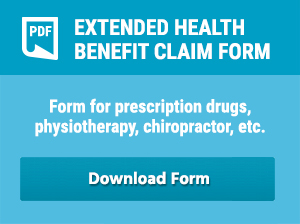 Teamsters benefit plan - Extended Health Benefit Claim Form